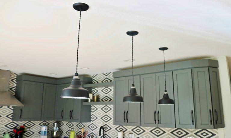 kitchen lights - Kitchen Lighting Styles