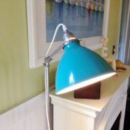 Featured Customer | Floor Lamp Brings Portable Style to Living Room