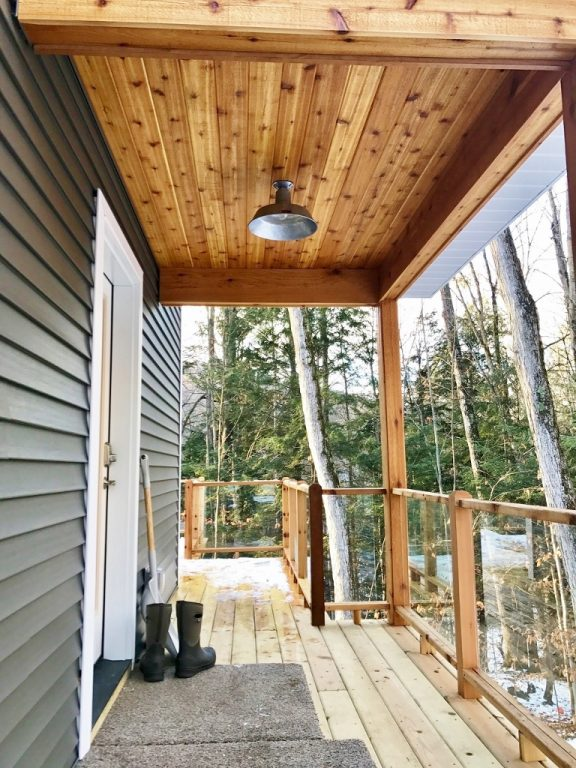 American Made Barn Lights For Woodland Cottage Blog