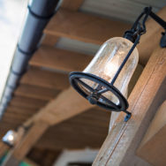 Professional's Corner | Vintage-Inspired Barn Lights Right at Home Down on the Farm