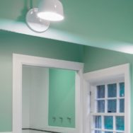 Professional's Corner | Mini Wall Sconce Makes Big Statement in Kids' Bath