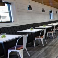Professional's Corner | Modern Pendants Offer Industrial Vibe to Café