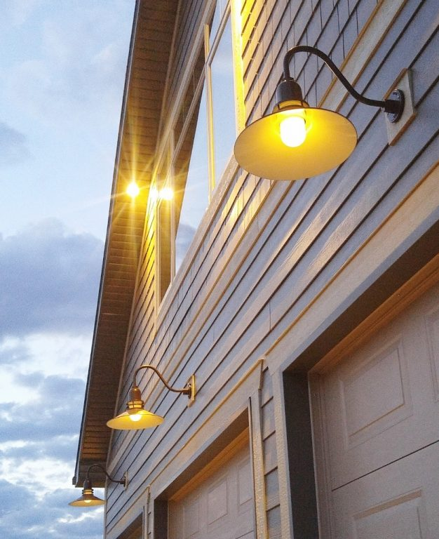 Gooseneck Barn Lights Blend Vintage And Modern Blog