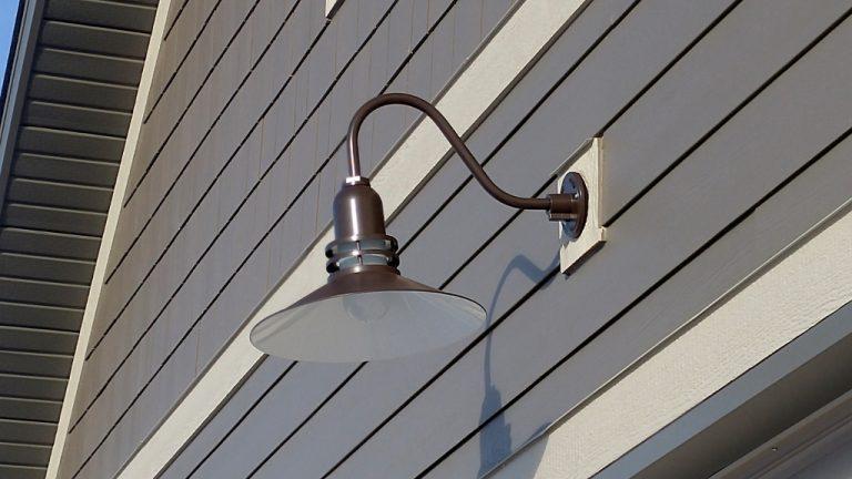 Gooseneck Barn Lights Blend Vintage And Modern Blog
