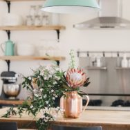 Professional's Corner | Kitchen Pendant Lighting Pops in Neutral Space