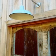 Featured Customer | Gooseneck Barn Lights Add Timeless Character to New Build