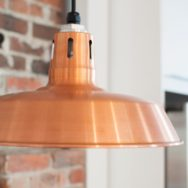 Featured Customer | Copper Pendant for Mid-Century Cape Cod-Style Home