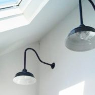 Featured Customer | Barn Lights Capture Farmhouse Style in NJ Renovation