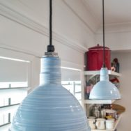 Featured Customer | American-Made Barn Lights Bring Timeless Look to Coastal Home