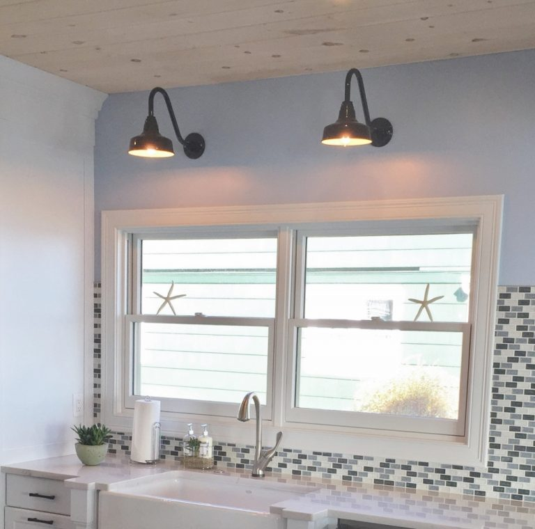 Nautical Lighting Highlights Coastal Renovation Blog