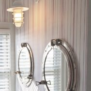 Professional's Corner | Nautical Lighting Highlights Coastal Renovation