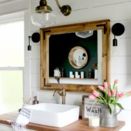 Featured Customer | Vintage, Modern Mix Suits Bathroom Remodel