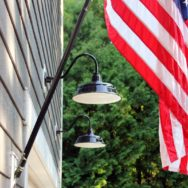 Featured Customer | American-Made Exterior Lighting Adds Final Touch