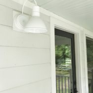 Featured Customer | Barn Wall Sconces Complement Farmhouse Style