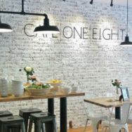 Pro's Corner | Barn Pendant Lights Establish Inviting Feel to Cafe
