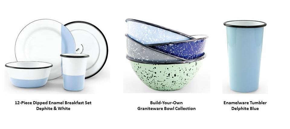porcelain enamelware