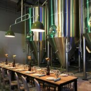Featured Customer | Brewer's Table Serves as Focal Point in Local Brewery