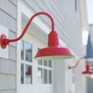 Pro's Corner | Traditional Barn Light Shows Off Playful Color