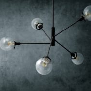 Bubble Lights Embrace Minimalist Design Trends