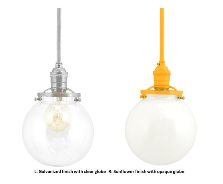 bubble pendant lighting