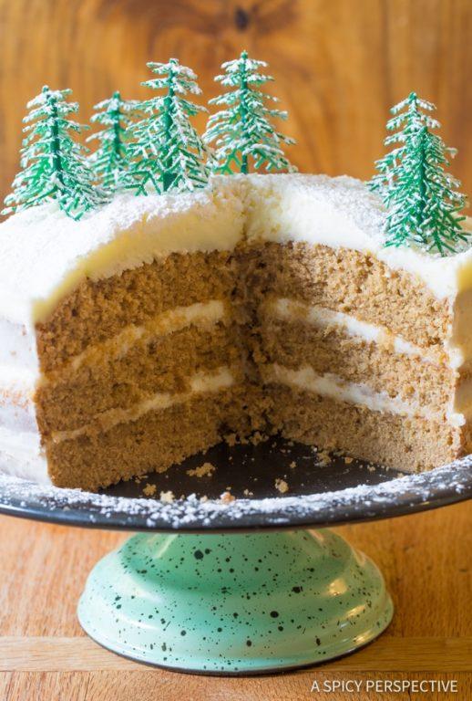porcelain enamel cake stand