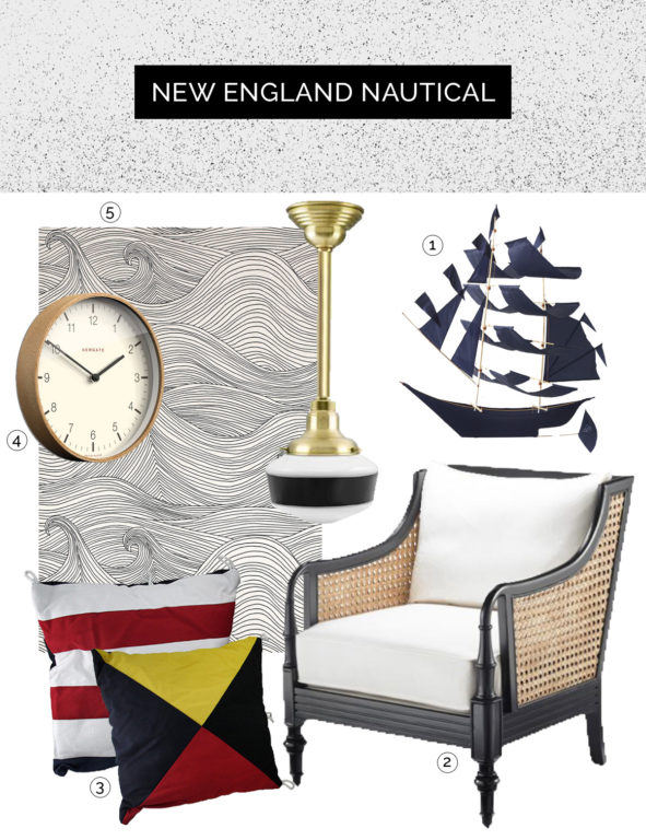 nautical design inspiration