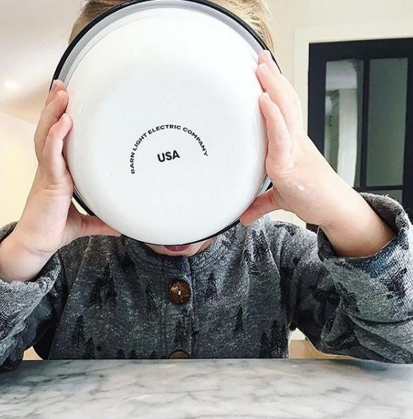 porcelain dinnerware