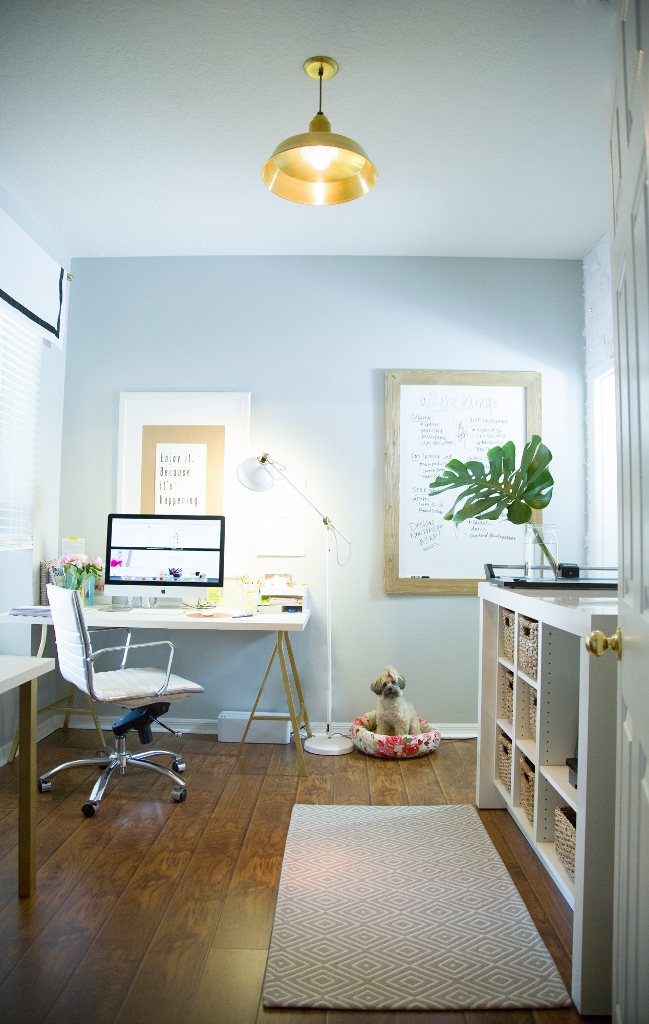 Home Office Design To Suit Your Work Style Inspiration