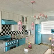 Featured Customer | Custom Schoolhouse Lighting Adds Playful Retro Style