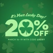 Save Some Green on St. Paddy's Day!