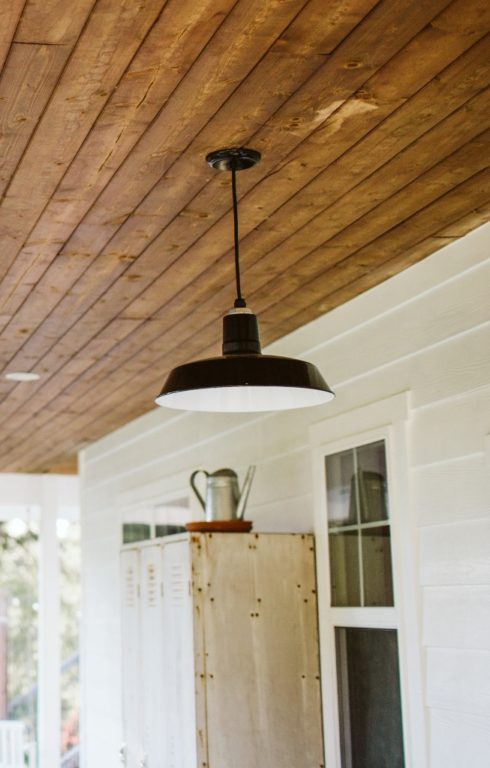 exterior pendant lighting