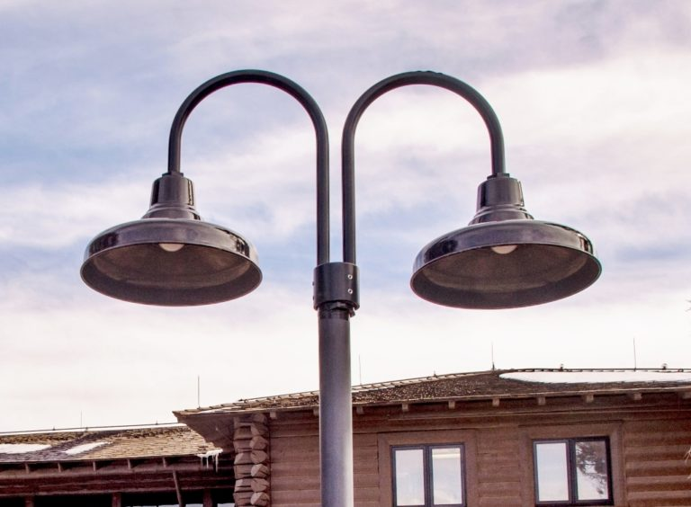 outdoor barn lights