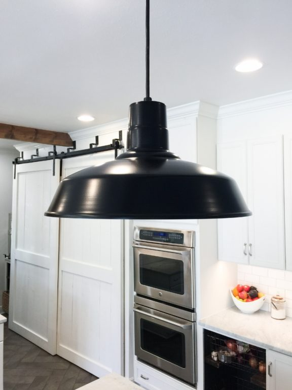 barn pendant lighting