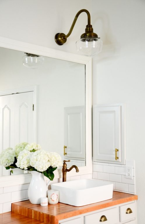 brand new 45f08 ae4fc Easy-to-Customize Schoolhouse Wall Sconces | Inspiration ...
