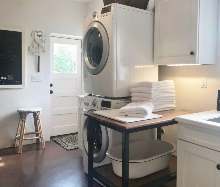 handcrafted kitchen island