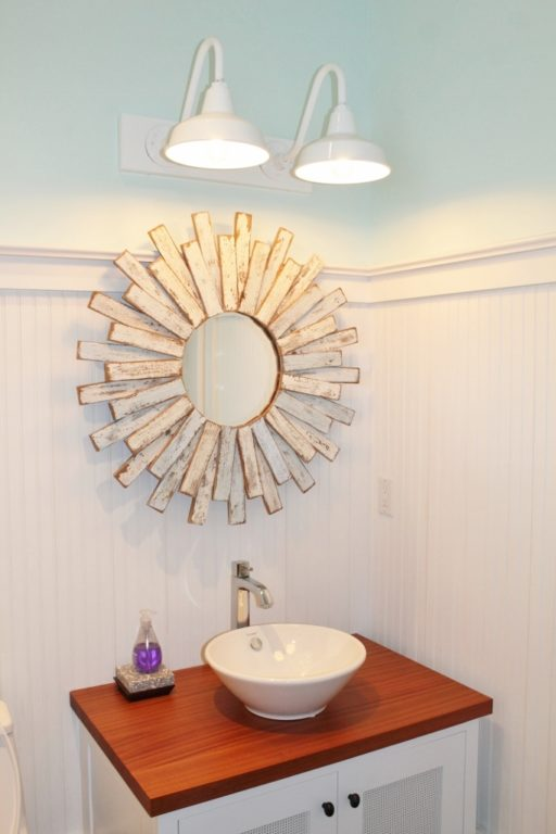 double vanity light