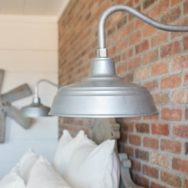 Gooseneck Lighting Finds a Home Indoors