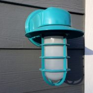 Featured Customer | Teal Barn Lights Bridge Gap Between New Garage, Older Home