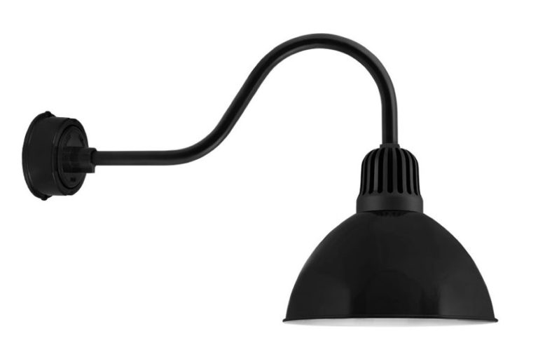 high lumen led gooseneck light