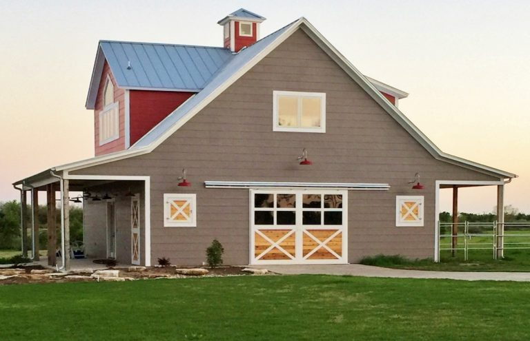 Favorite Barns The Lights That Make