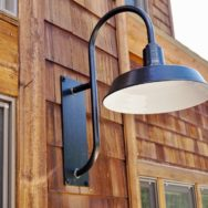 Featured Customer | Exterior Barn Lights for Colorado Retreat