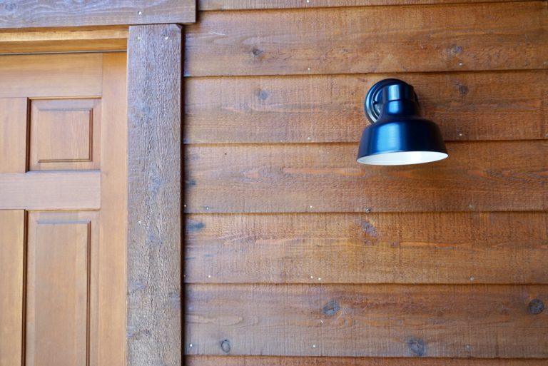 wall sconce exterior