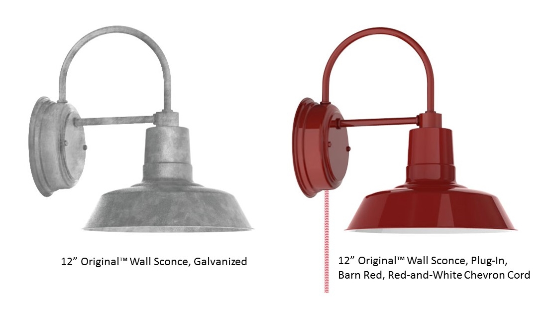 barn wall sconces