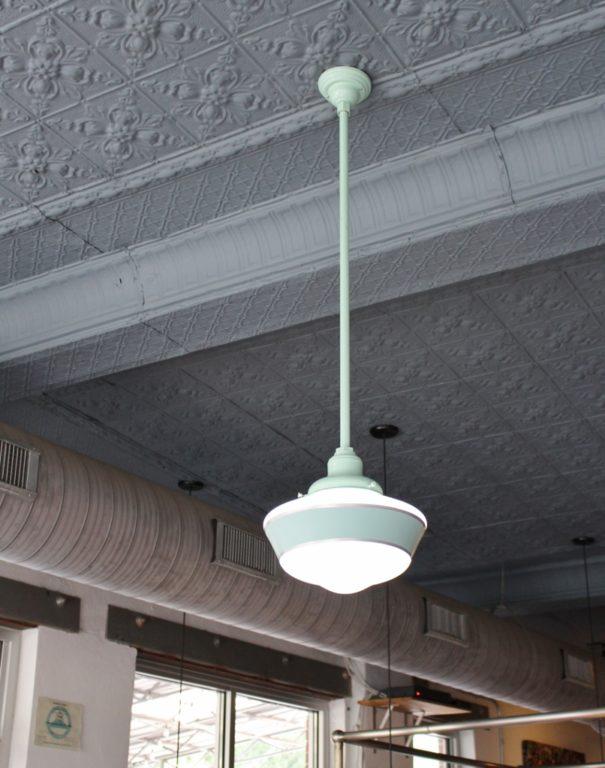 schoolhouse lighting