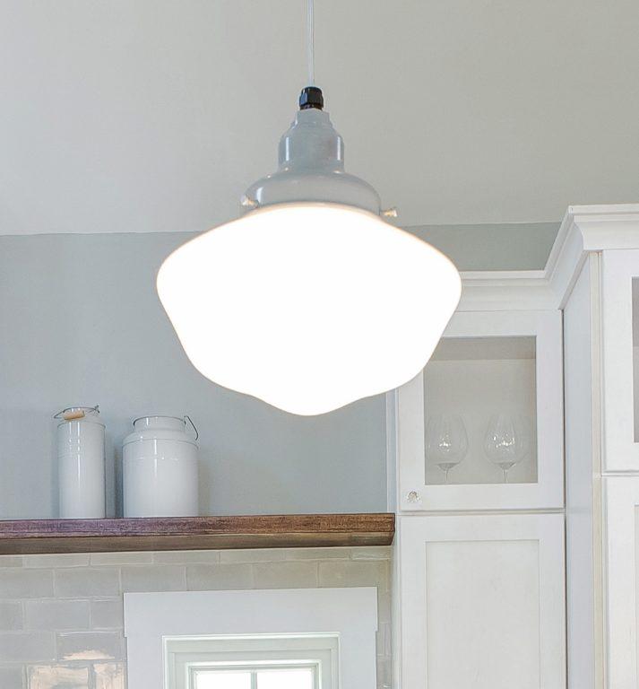schoolhouse pendant lighting