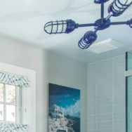 Nautical-Style Lighting Adds Coastal Vibe to Any Location