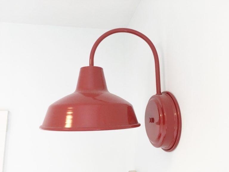 barn wall sconce