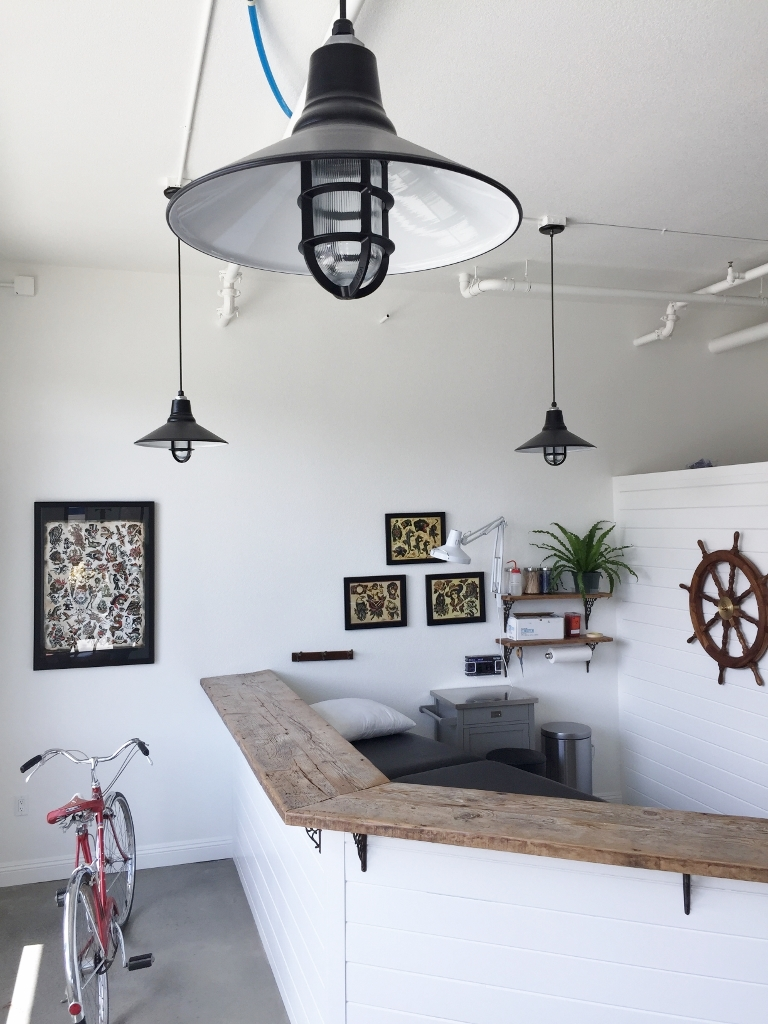 nautical LED pendant lights