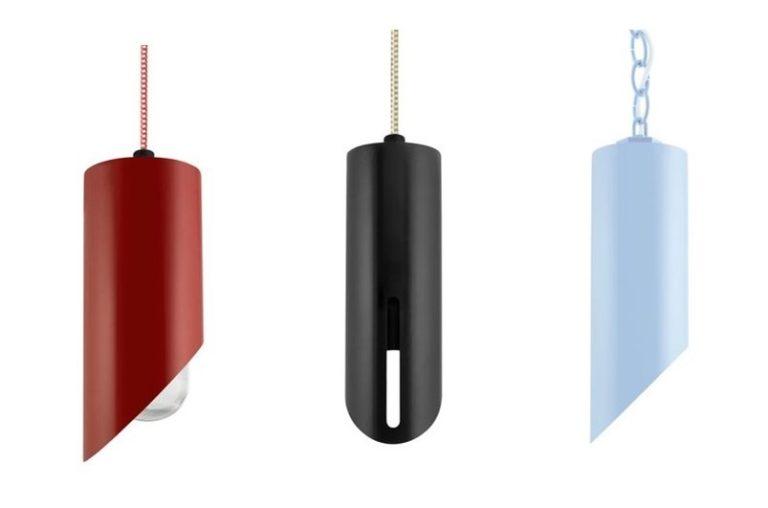 cylinder pendant lighting